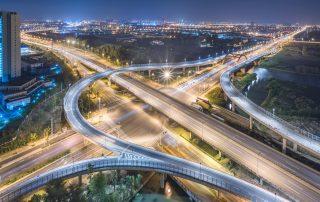 Investitii in infrastructura din Romania